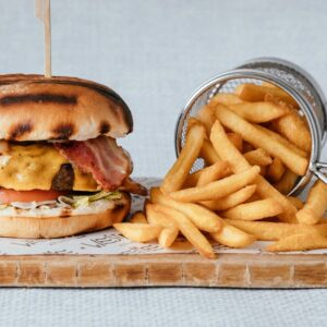 Westreme Burger banquet