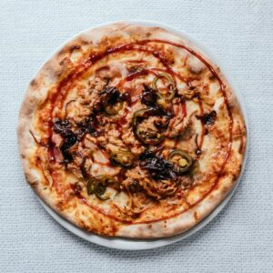 Westreme Pizza BBq Pork