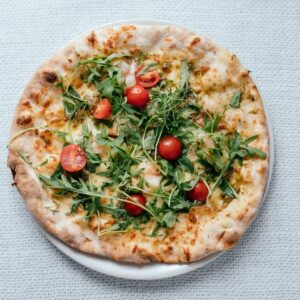 Westreme Pizza Prawns and Pesto
