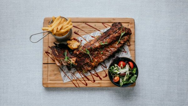 Westreme Pork Ribs