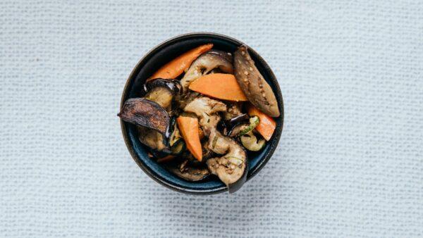 Westreme fried wok vegetables